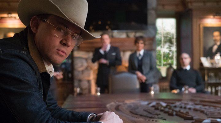 Channing Tatum en 'Kingsman: El círculo de oro