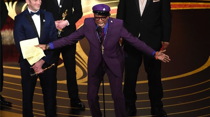 Spike Lee en los Oscars 2019