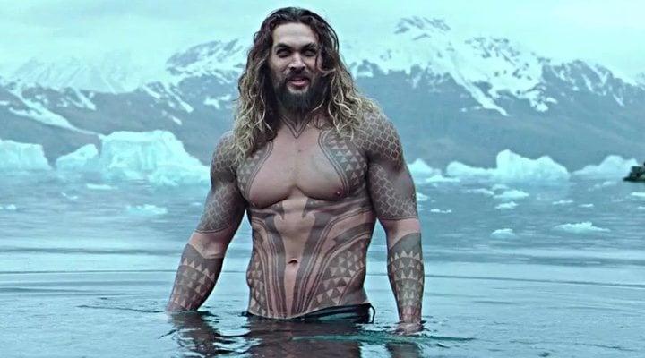 Fotograma de 'Aquaman'