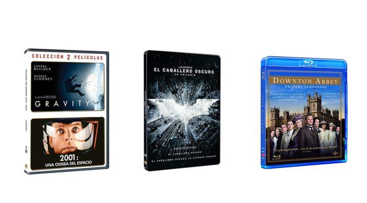 Ofertas DVD y Blu-Ray