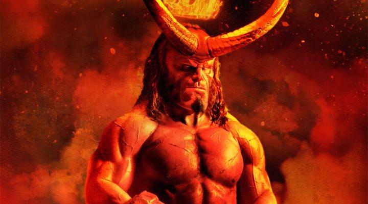 Tráiler final reboot Hellboy