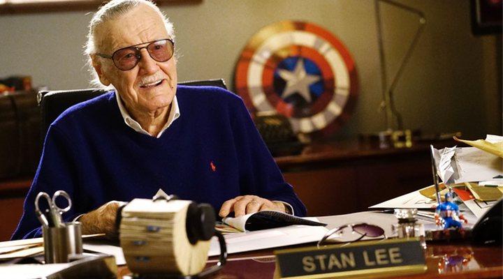 Stan Lee en uno de sus cameos
