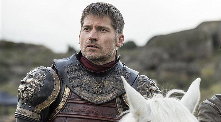 Nikolaj Coster Waldau como Jaime Lannister en 'Juego de Tronos'