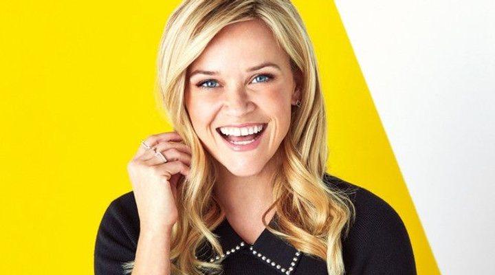Reese Witherspoon en una imagen promocional de Hello Sunshine