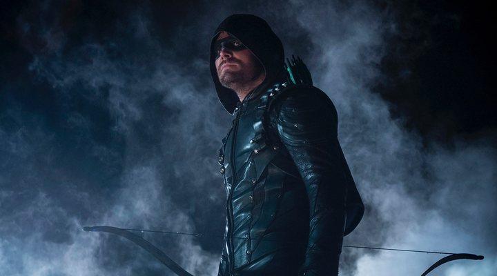 Arrow final temporada 8