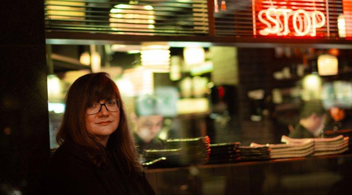 Isabel Coixet, fotografía de Zoe Sala.