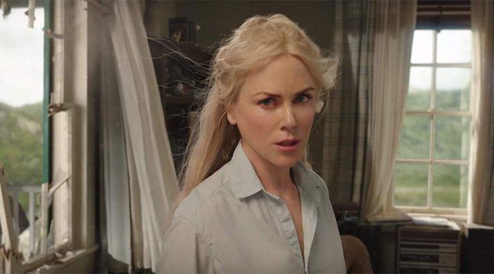 Nicole Kidman como Atlana en 'Aquaman'