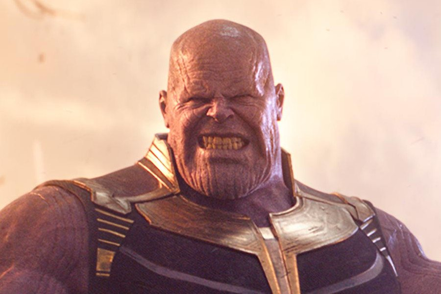 Imagen de Thanos