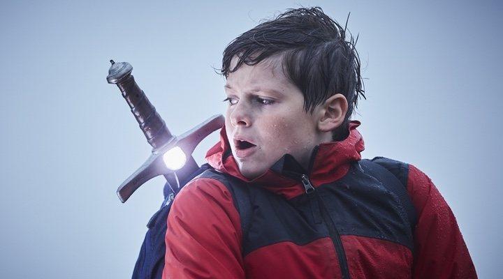Louis Ashbourne Serkis en 'El niño que pudo ser rey'