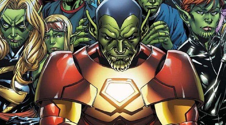 Escena post créditos Capitana Marvel