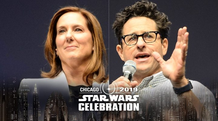 Kathleen Kennedy y J.J. Abrams presentaran el panel del Episodio IX en la 'Star Wars Celebration 2019'