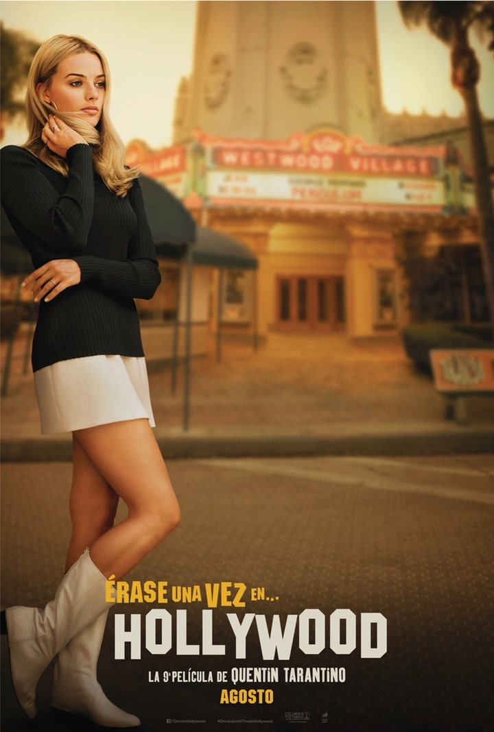 Quentin Tarantino: Once upon a time in Hollywood (2019) - Página 3 2