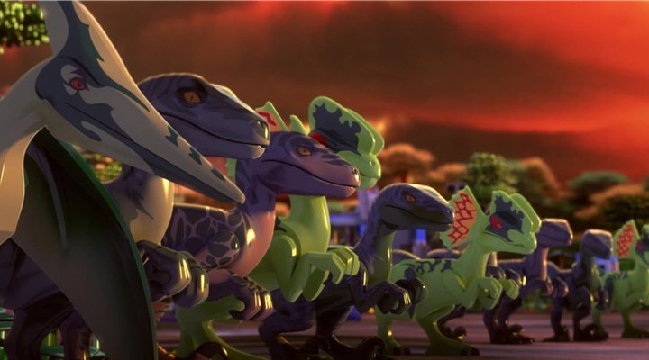 'Jurassic World: Indominus Escape'