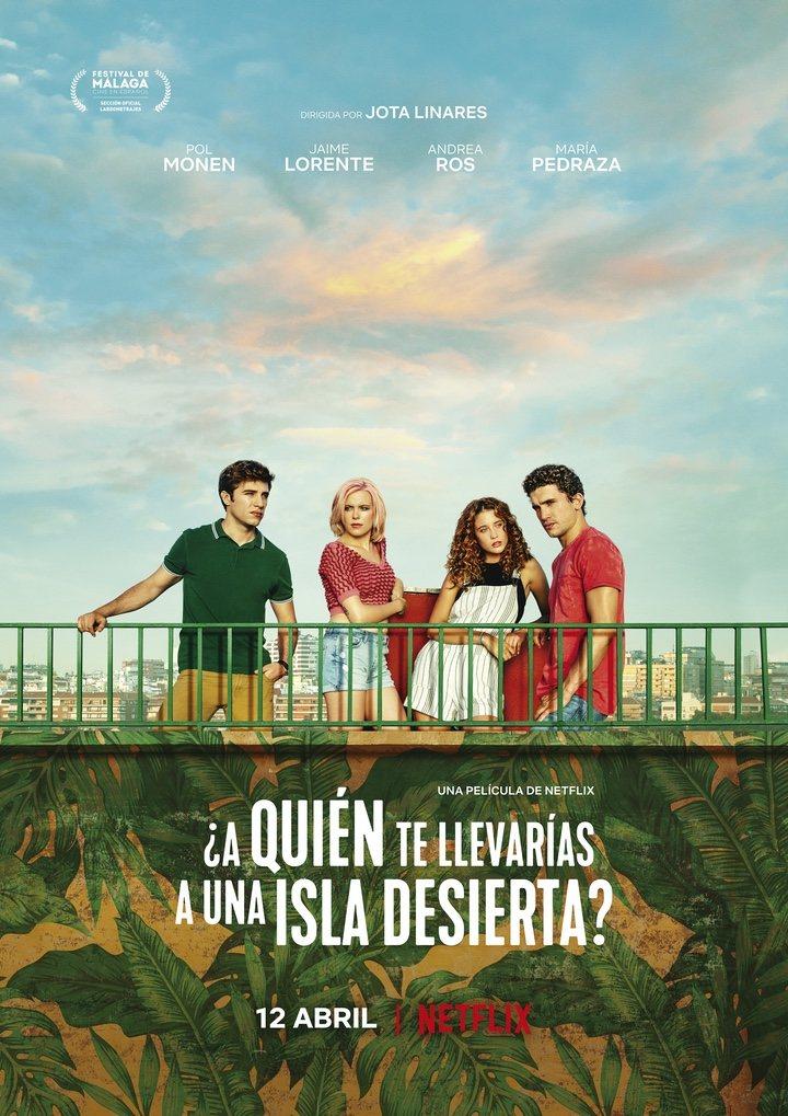 '¿A quién te llevarías a una isla desierta?'