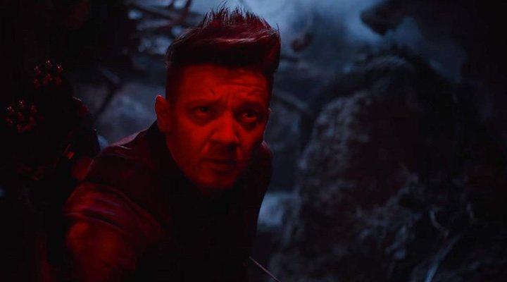 Jeremy Renner como Ronin en 'Vengadores: Endgame'