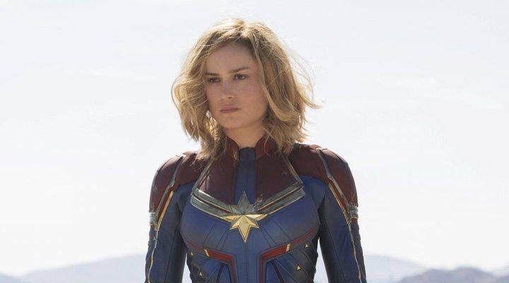 Fotograma de 'Capitana Marvel'