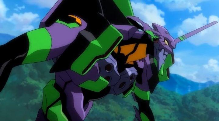 'Neon Genesis Evangelion'