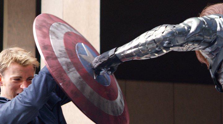 'Capitán América: El soldado de invierno