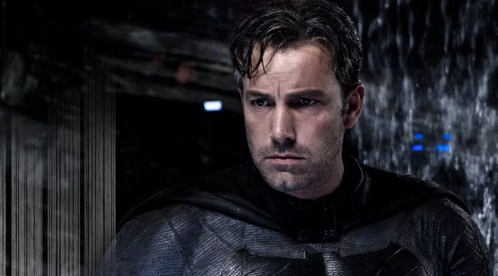 Ben Affleck como Batman en 'Batman v Superman'