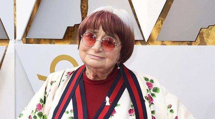 Agnes Varda en los Oscar