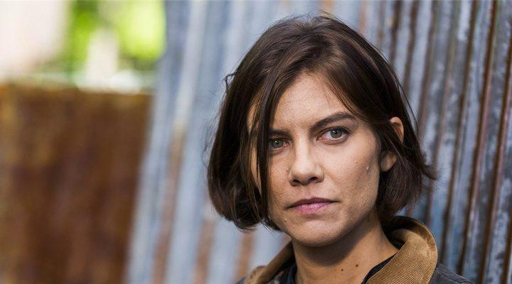Lauren Cohan in 'The Walking Dead'