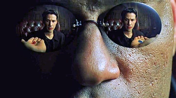 Fotograma de 'Matrix'