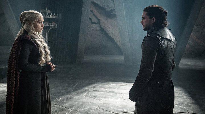 Los protagonistas, como Daenerys y Jon, deben sumar fuerzas para ganar al invierno