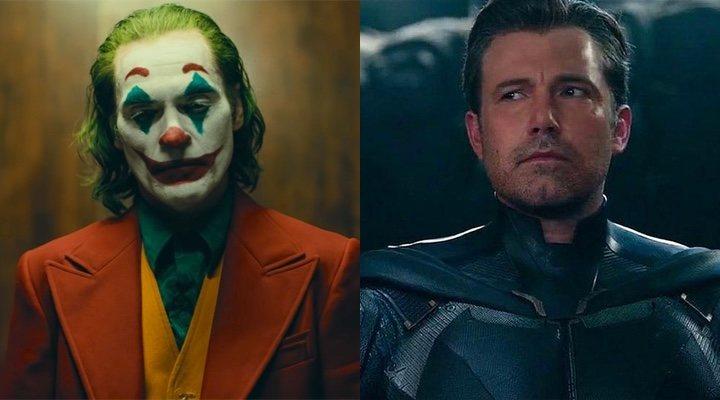 'Joker' y 'La liga de la justicia'