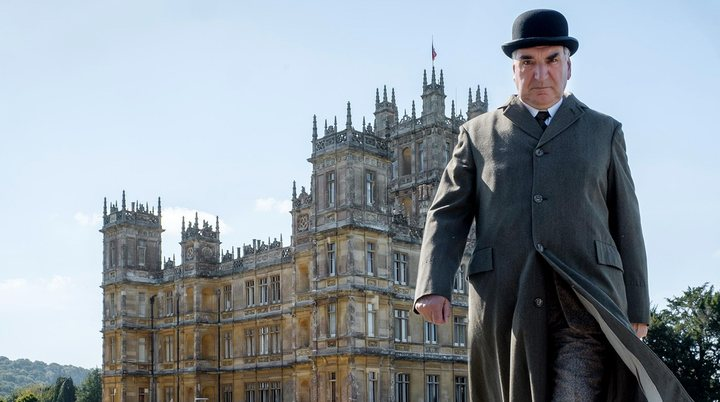 Poster de 'Downton Abbey'