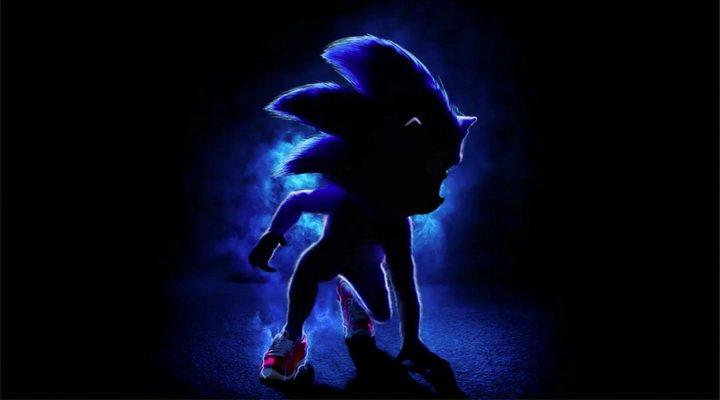 Sonic en 'Sonic: La película'