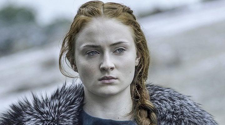 'Sansa Stark frente a Ramsay Bolton antes de la Batalla de los Bastardos'