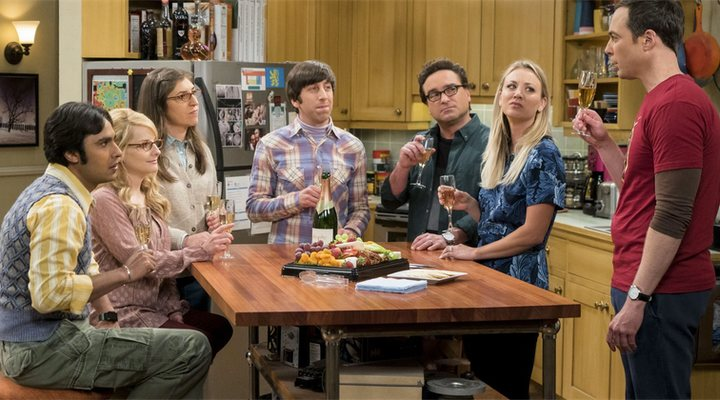 El reparto de 'The Big Bang Theory'