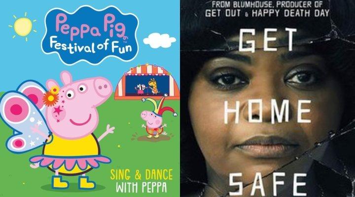 Peppa Pig: Festival of Fun/ MA
