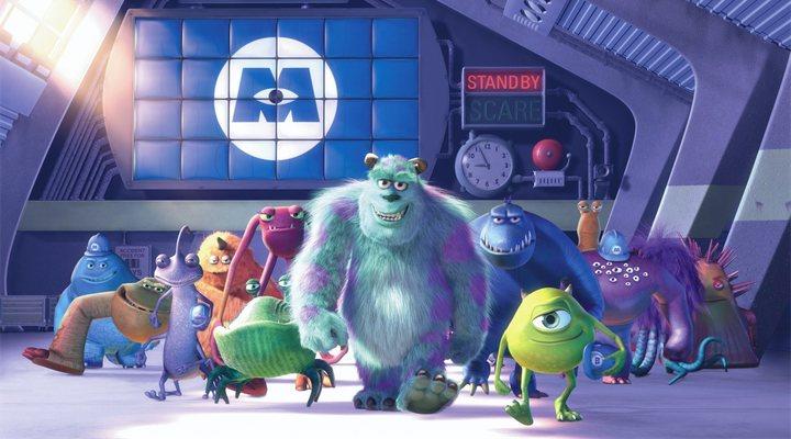 Mike y Sully en 'Monstruos, S.A.'