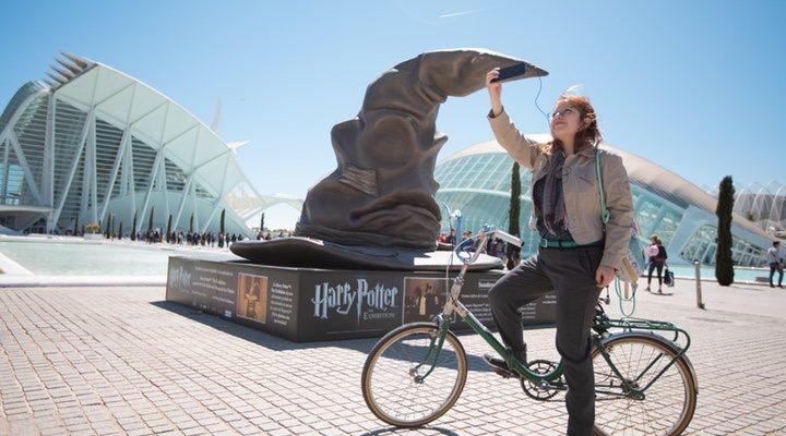 'Valencia también albergará las estatuas de Harry Potter por toda la ciudad'