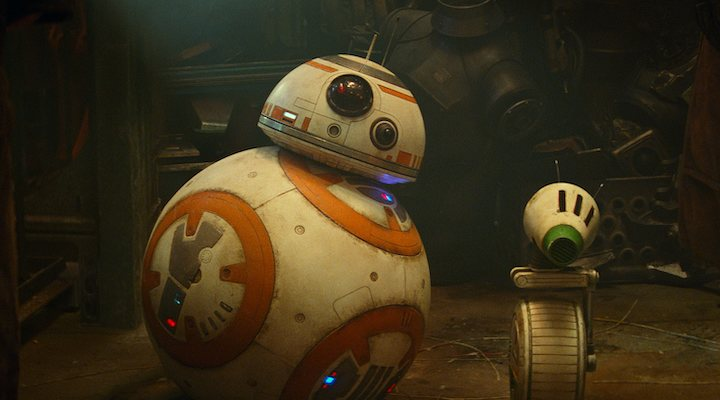 BB-8 y D-O