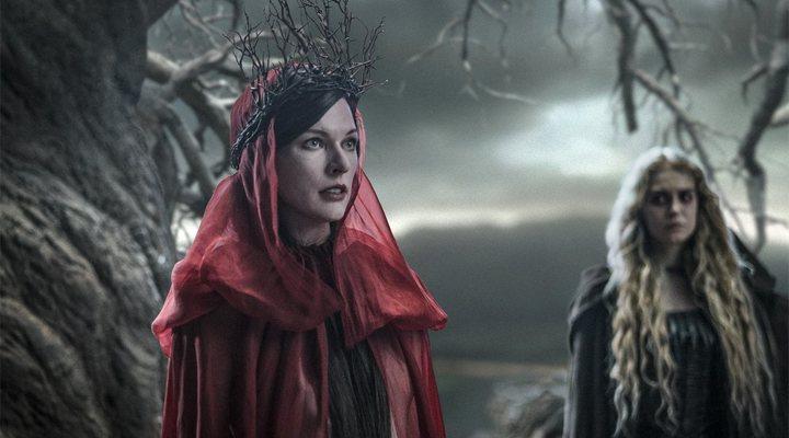 Milla Jovovich en 'Hellboy'