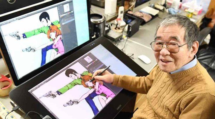 Kazuhiko Kato, más conocido como Monkey Punch
