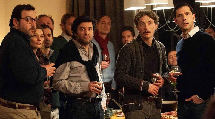 François Ozon, director de 'Gracias a Dios':