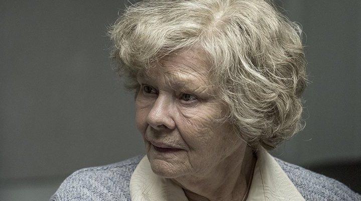 La espía roja Judi Dench