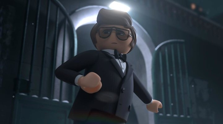 Rex Dasher en 'Playmobil: La Película'
