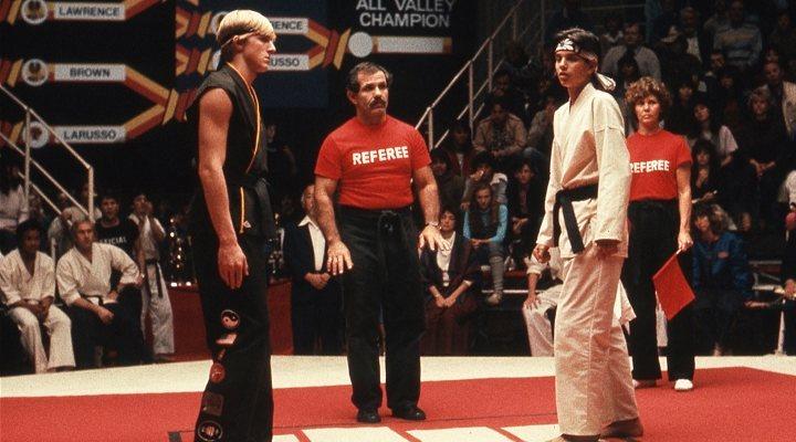 'Karate Kid, el momento de la verdad'