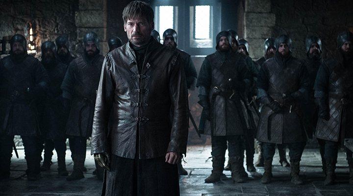 'Jaime Lannister ha sido protagonista de gran parte del capítulo'