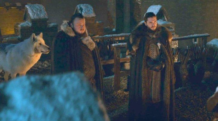 Jon Snow Fantasma