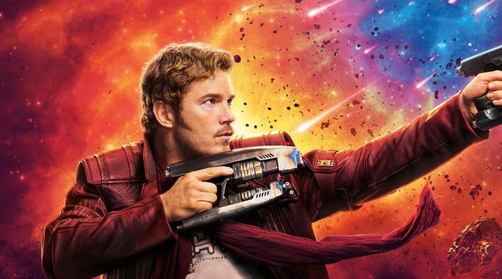 'Guardianes de la Galaxia' Chris Pratt