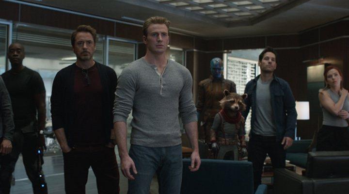 Fotograma de 'Vengadores: Endgame'.