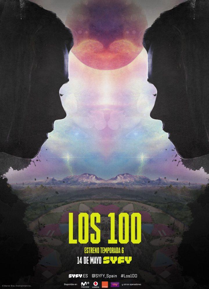 Poster 'Los 100'
