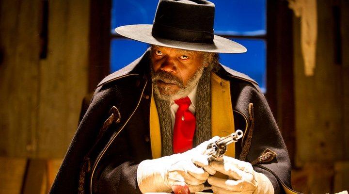 Samuel L. Jackson en 'Los Odiosos Ocho'.