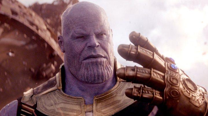 Josh Brolin como Thanos.