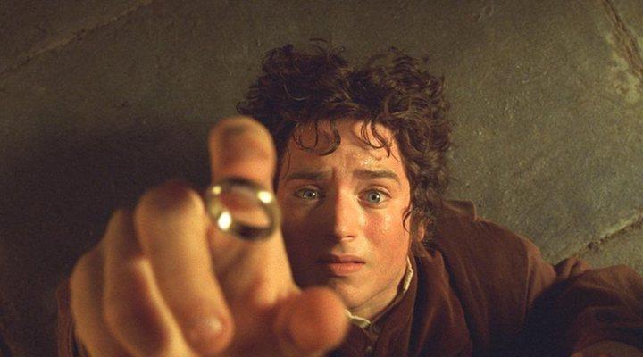 Elijah Wood como Frodo